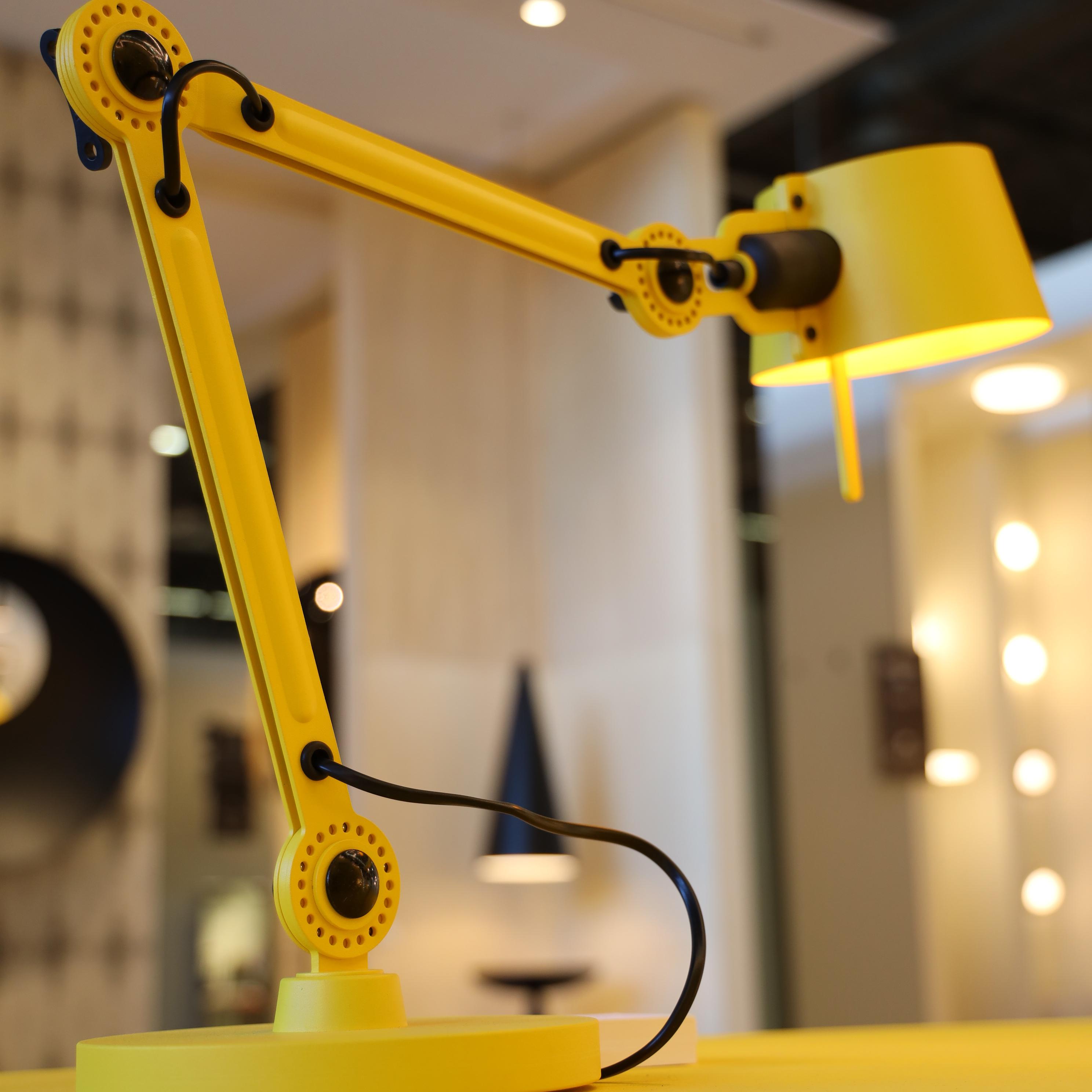 design bureaulampen