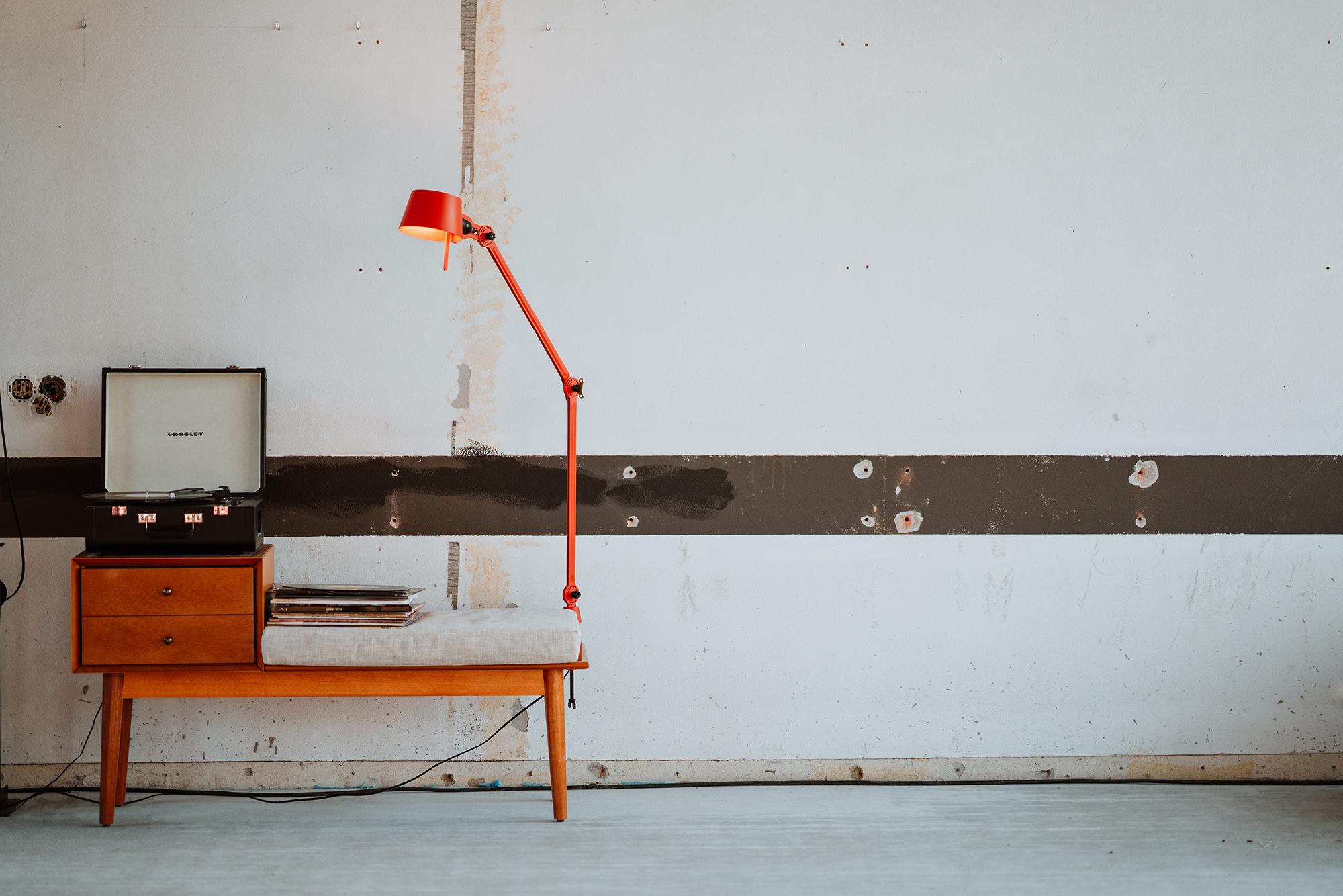 Design Schreibtischlampen Orange