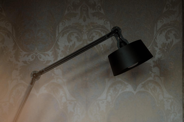 design vloerlamp