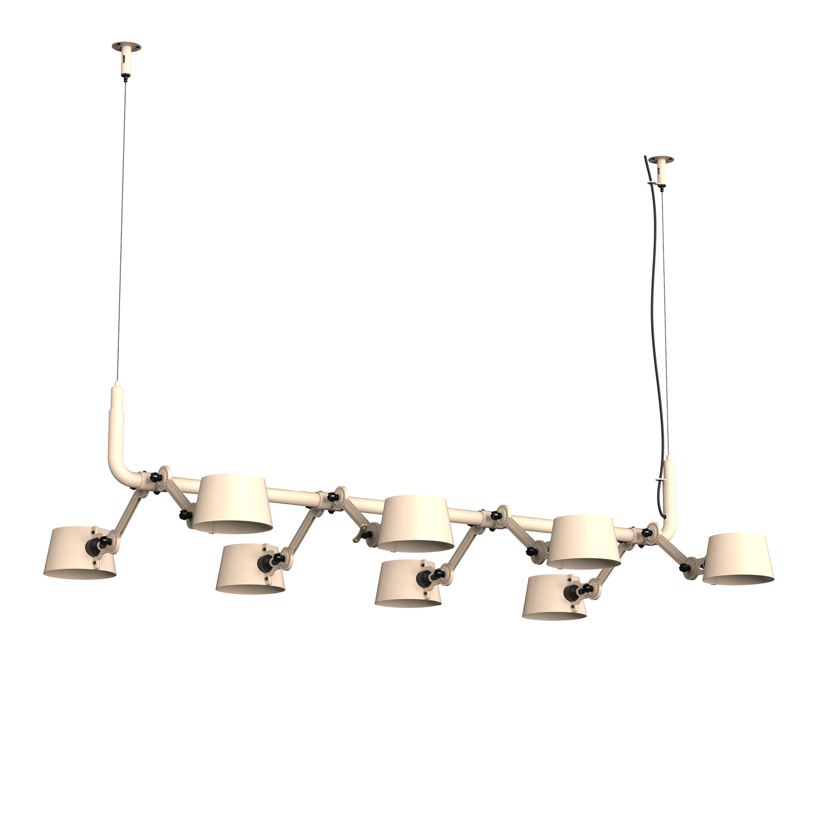 bolt 8-pack pendant